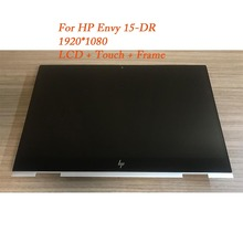 15.6 Envy 15 dr X360 15-dr with Touch screen with Frame For HP Envy x360 15-dr 15-dr