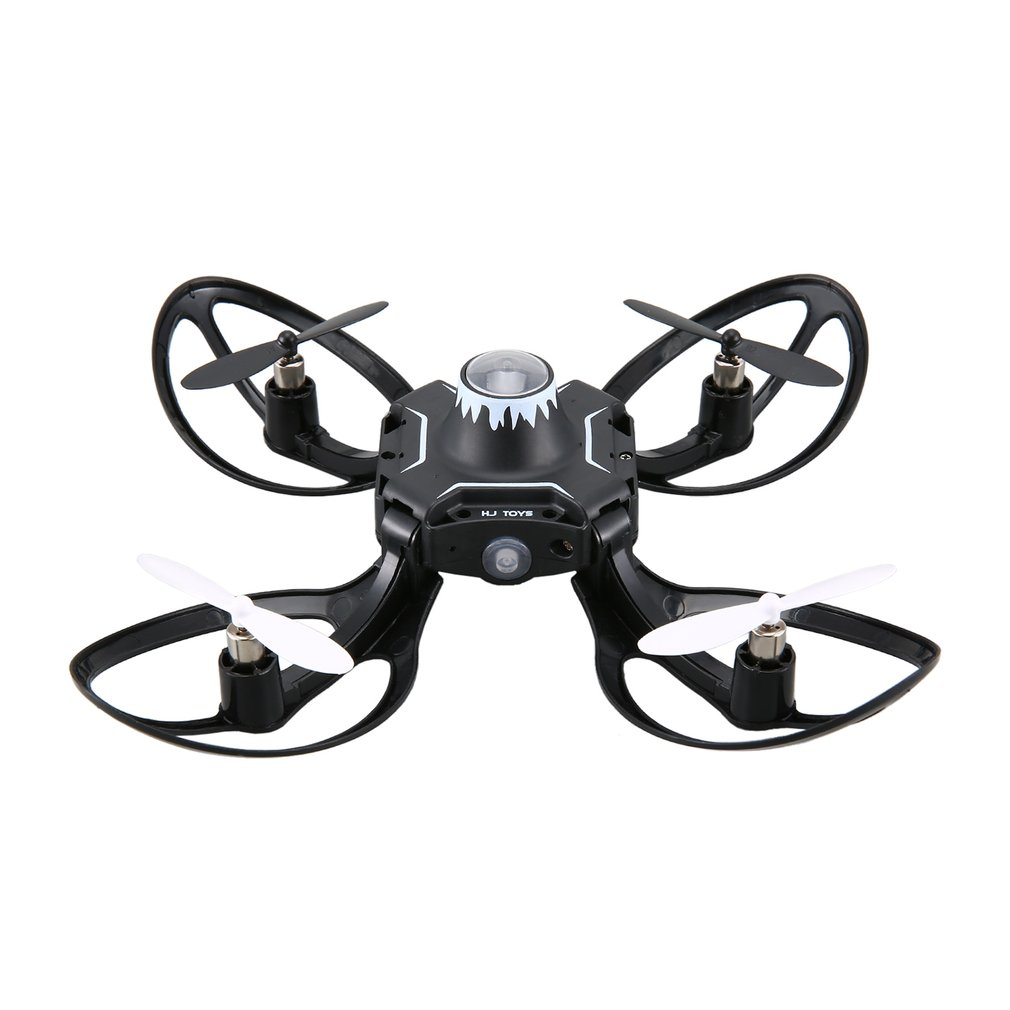 2.4G 4 Channel Gloves Gesture Sensor Control Interactive Mini Drone Quadcopter Hand Sensor Control RC Helicopter