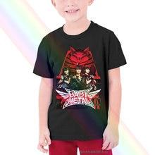 T-shirt bébé en métal japonais, bande en métal, légende de la musique, T-shirt pour enfants, M 2Xl