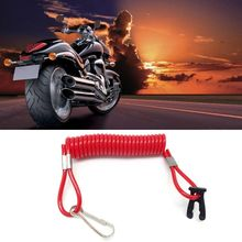 Boat Outboard Engine Motor Lanyard Kill Stop Switch Safety Tether For SUZUKI Motorcycle Switches