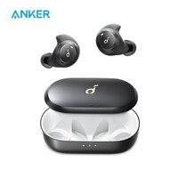 Anker Soundcore Spirit Dot 2 veri auricolari Wireless, bassi profondi, IPX7 impermeabile, resistente al sudore, 16 ore di riproduzione, ricarica rapida,