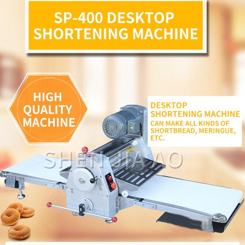 SP-400 Machine de raccourcissement de bureau commerciale pâte sablée faisant la Machine de pâte traitement Dessert faisant la Machine de cuisine