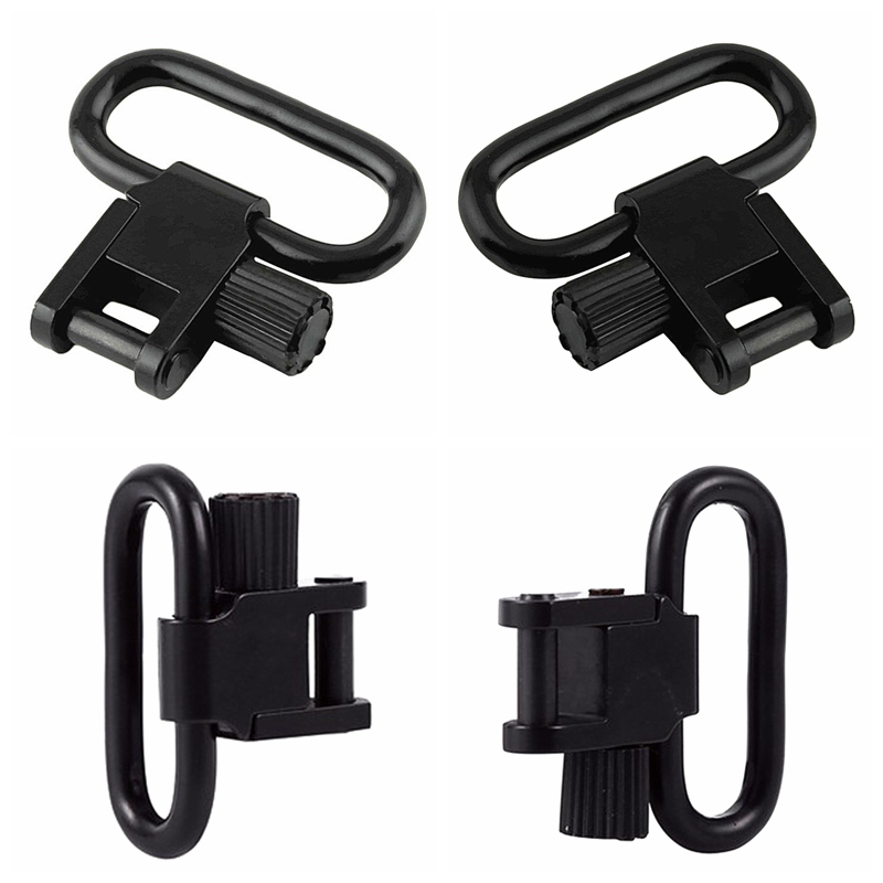 Adapter Kit Type Black Professional Quick Detachable Sling Swivel Hunting Accessories New Arrival Hot Sale