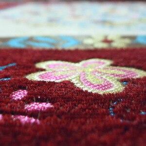 Image 5 - Hồi Giáo Cầu Nguyện Thảm Hồi Giáo Cầu Nguyện Thảm Di Động Gấp Gọn Tiếng Ả Rập Sejadah Thảm Thảm Họa Tiết Ngẫu Nhiên