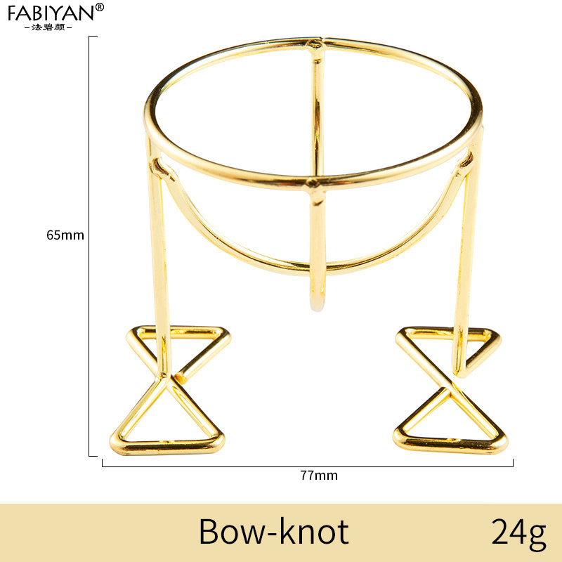 Gold Bow-knot