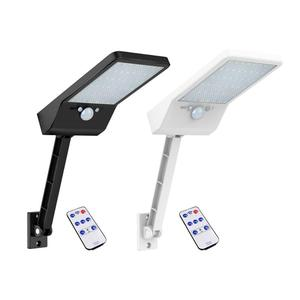 Image 5 - 48 LED Remote Control Solar Light LED Outdoor Waterproof PIR Motion Sensor Solar Wall Light 1/3 Mode Garden Street Solar Lamp