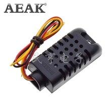 Цифровой датчик температуры и влажности AEAK DHT21 AM2301