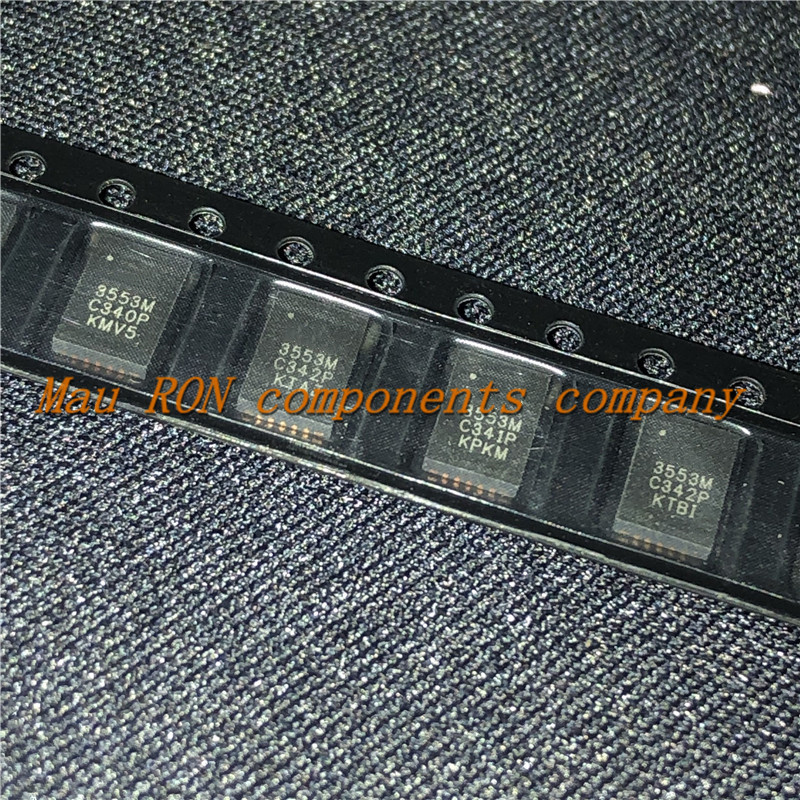 {2-10 шт.} IR3553MTRPBF IR3553M, 3553 м, в наличии, новый оригинальный драйвер моста, IC чип SMD