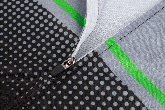 Novo 2020 strava conjunto camisa de ciclismo respirável roupas bicicleta equitação roupas manga curta esportes ciclismo conjunto ropa ciclismo 3