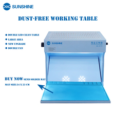 Lamp Working Bench Sunshine Cleaning-Room Anti-Dust Dust-Free Adjustable SS-917C Wind