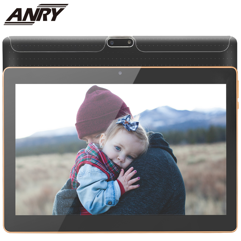 ANRY Children Tablet Kids 10 Inch Octa Core Android 7.0  4GB RAM 64GB ROM Phable Tablet IPS Screen GPS 3G/4G Phone Tablets