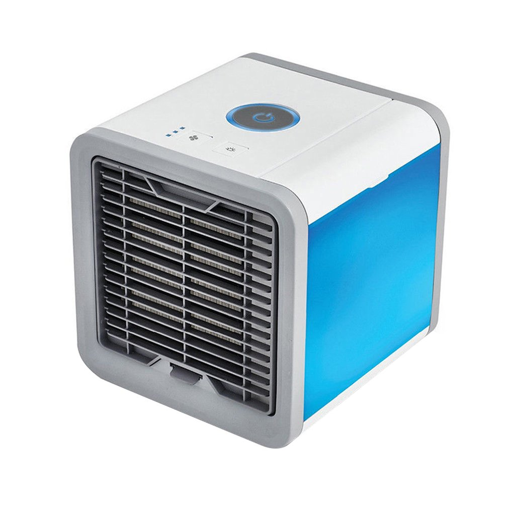 Mini Air Cooler Ant Arctic Air Cooler Air Cooler Humidifier Home Office Portable Small Fan Usb Interface