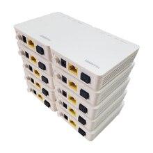 Original nouveau 10 pièces onu gpon epon hua wei ont FTTH modem de maison de fibre hg8310m hg8010h 1GE GPON ONU ONT avec la Version anglaise