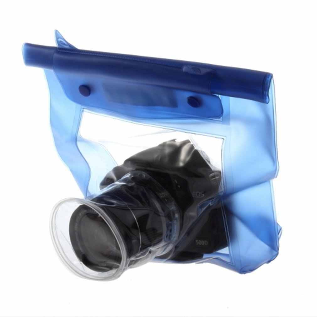20M Tahan Air DSLR SLR Digital Kamera Outdoor Underwater Housing Case Kantong Tas untuk Canon UNTUK Nikon Baru
