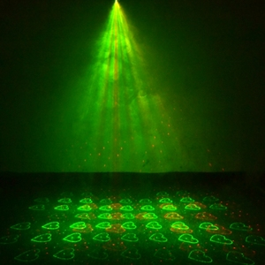 Image 5 - High Quality 4 in 1 Mini Led Stage light Red&Green laser light projector Lazer Stage party entertainment disco DJ KTV Lighting