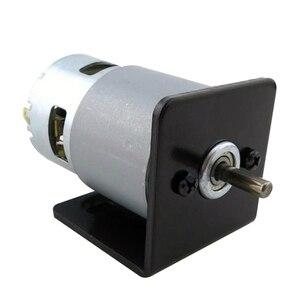 Image 2 - YIMAKER 795, двигатель постоянного тока с большим крутящим моментом, стандартный двигатель с большой мощностью, бесшумный двухшарикоподшипник, высокоскоростная круглая ось