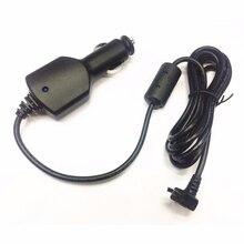 5V 2A Mini 5pinสำหรับGARMIN Nuvi 40 50 1450 1490 GPS Car Chargerอะแดปเตอร์สายไฟ