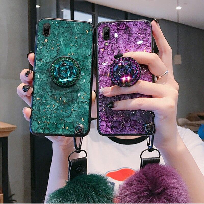 Phone Case For Huawei Y9 Prime 2019 Y6 2018 Y5 2019 Honor 7A 10 Lite G