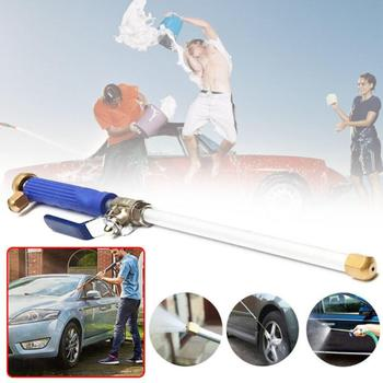 High Pressure Washer Car Washer Jet Lance Nozzle Water Hose Wand Attachment For Car Alloy Car Accessories Auto Products