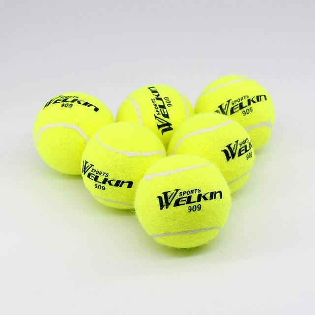 Balle de Tennis pour chien jouet à mâcher animal de compagnie mon chien jouet interactif fournitures pour animaux de compagnie en plein air Cricket chien jouet balles de Tennis tournoi de sport