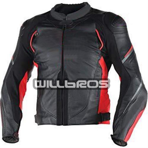 Dain Super vitesse D3 vestes en cuir moto Motocross ATV vélo tout-terrain veste avec protecteur