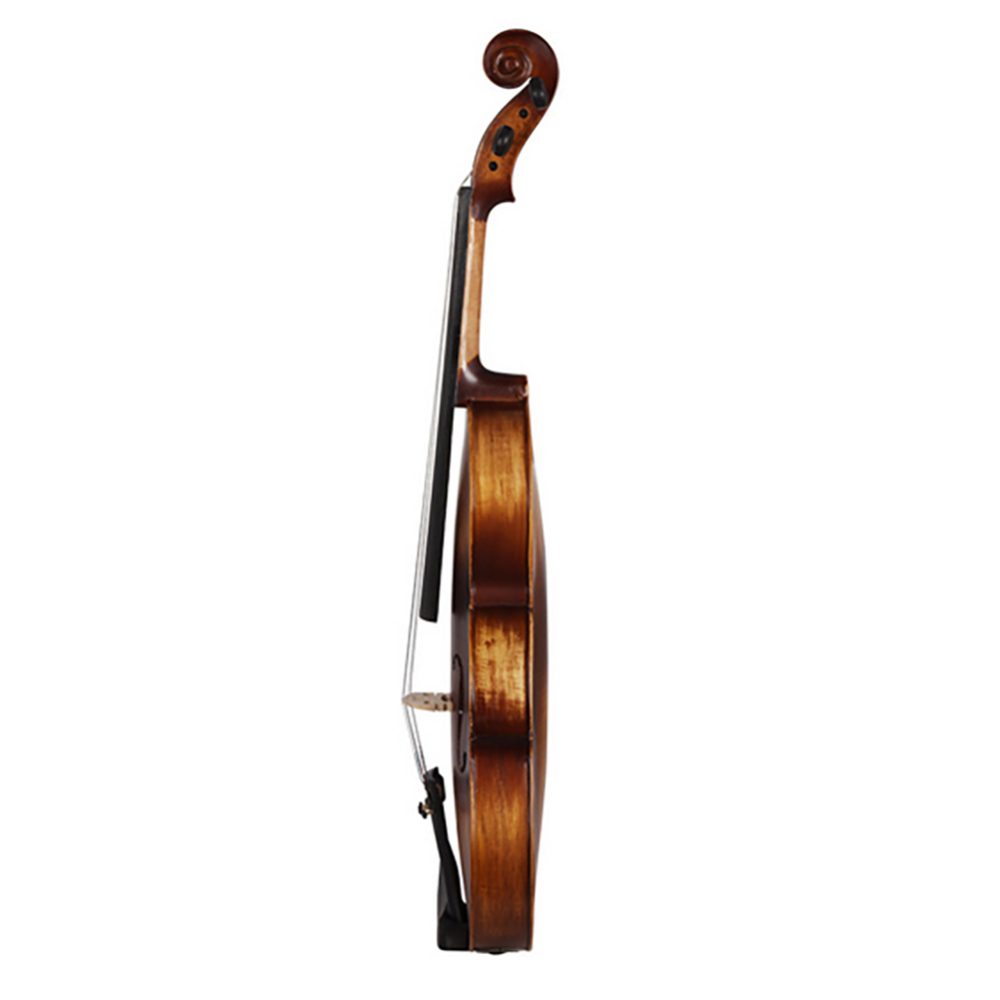 Jacarandá Fingerboard com Cordas de Violino Caso