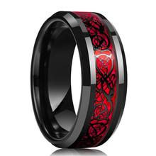 2021 nuovi anelli di drago per uomo anelli di modello di drago in acciaio accessori per gioielli da festa di personalità di fascino cheap CN (Origine) STAINLESS STEEL Unisex Metallo Classico Cocktail Ring Animale All Compatible Periodo Tracker Di modo Partito