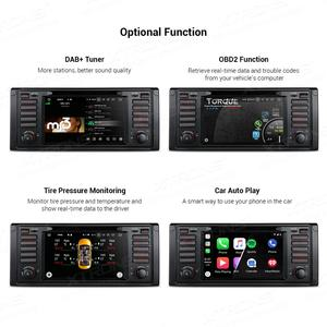 Image 5 - Xtrons Qualcomm Bluetooth 5.0 Android 10.0 PX6 Auto Stereo Radio Dvd speler Gps Voor Bmw E39 1995 2003 M5