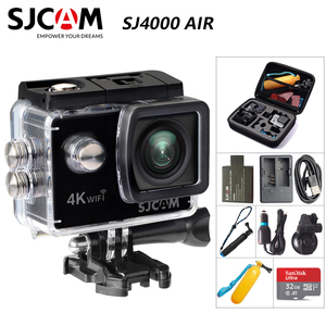 Original SJCAM SJ4000 AIR Action Camera Full HD Allwinner 4K @30fps WIFI 2.0