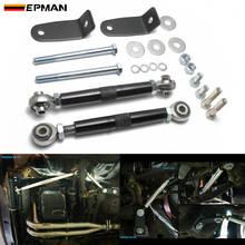 EPMAN Anteriore Stabilizzatore Bar per Honda Civic EF CRX 88 93 Lavoro Con Trazione Bar EPFSB8893