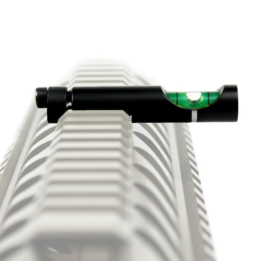 Rifle Spirit Bubble Level Anti Cant Scope Mount Sight For 20MM Picatinny Rail