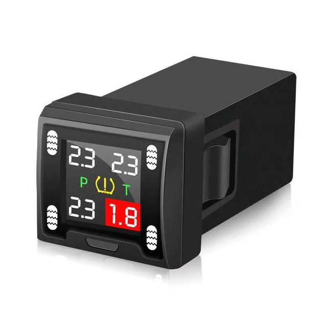 Tpms Bandenspanning Monitor/Navigatie Bandenspanning Monitoring Alarm Systeem/Draadloze Transmissie Tpms Voor 18 Toyota Camry