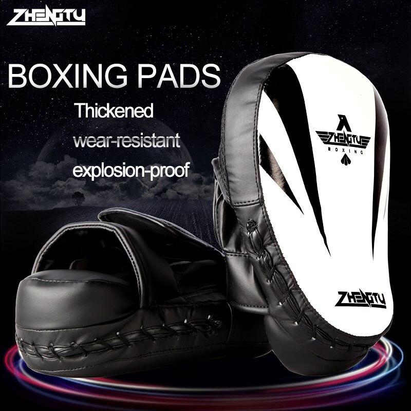 Almofada de Alvo para Boxe Almofada para Treino de Sanda Super Karate Muay Thai Kicking Pad Mulher – Homem Alvo Atacado Mma