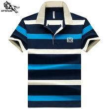 Мужская рубашка поло летняя новая сшитая 95% хлопок мужская
