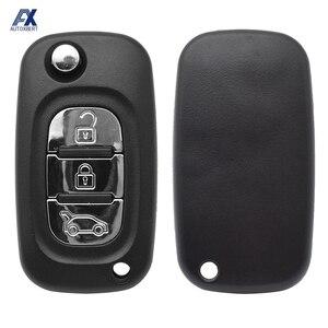 Image 1 - Auto A Distanza di Vibrazione Key Caso di Borsette Per LADA Kalina Priora Granta Xray X Ray Caso di Sostituzione 3 Button Uncut lama 2014  2019