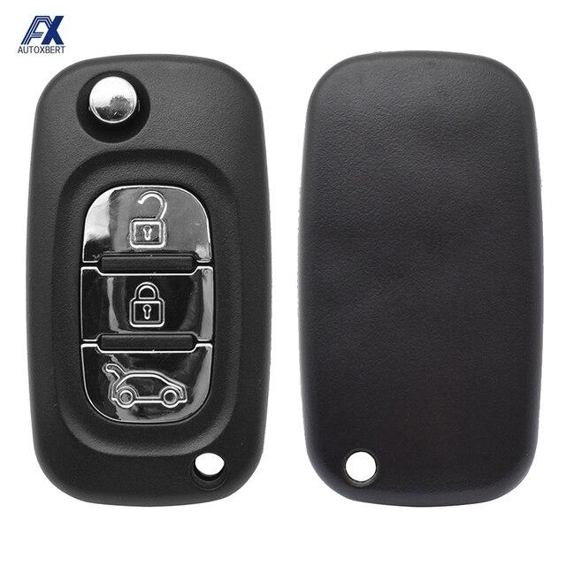 Auto A Distanza di Vibrazione Key Caso di Borsette Per LADA Kalina Priora Granta Xray X Ray Caso di Sostituzione 3 Button Uncut lama 2014  2019