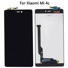 Panel de pantalla táctil para Xiaomi Mi 4c, montaje de digitalizador de pantalla para Sensor táctil LCD Mi4C