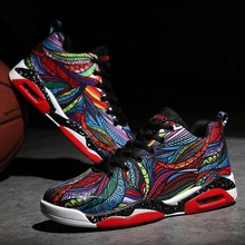 Basketball-Shoes Platform Couple Running-Sneakers Zapatillas Sports High-Quality New