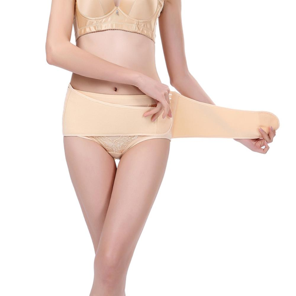 2019 New Postpartum abdomen girth Belt Body Recovery Belly Shapewear Abdomen Toning Correcting pelvis velcro