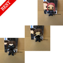 POP Heroes: Captain America Movie 2 - Black Widow WINTER SOLDIER with box Action Figure Toys PVC Collection model toy gift