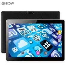 Nouveau Design Original 10 pouces tablette Android 7.0 Quad Core Google marché 3G appel téléphonique double carte SIM marque CE WiFi 10.1 tablettes