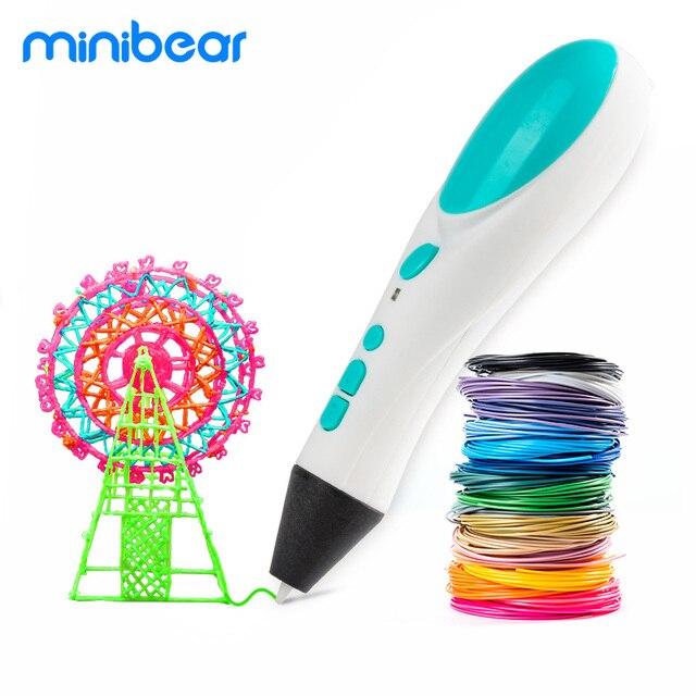 Ручка для 3d-печати Minibear 1