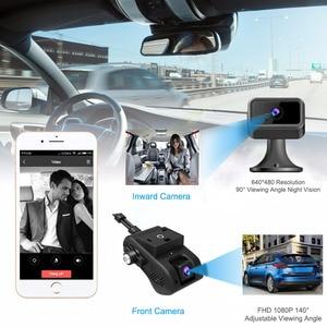 Image 2 - Jimi JC400 4G Dash Cam Với Phát Trực Tiếp Theo Dõi GPS Giám Sát Từ Xa WiFi Nhiều Cảnh Báo Thông Qua Ứng Dụng Máy Tính Xe Ô Tô camera Cho Xe