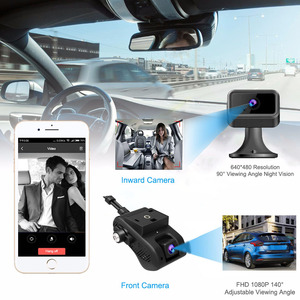 Image 2 - Jimi JC400 4G Dash Cam With Live Streaming GPS Tracking Remote Monitoring WiFi Multiple Alerts Via APP PC Car Camera For Vehicle