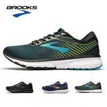 Original Brooks GHOST12 Laufschuhe Männer Frühling der Leichte Atmungs Schock-absorbieren Outdoor Laufschuhe EUR 40-44