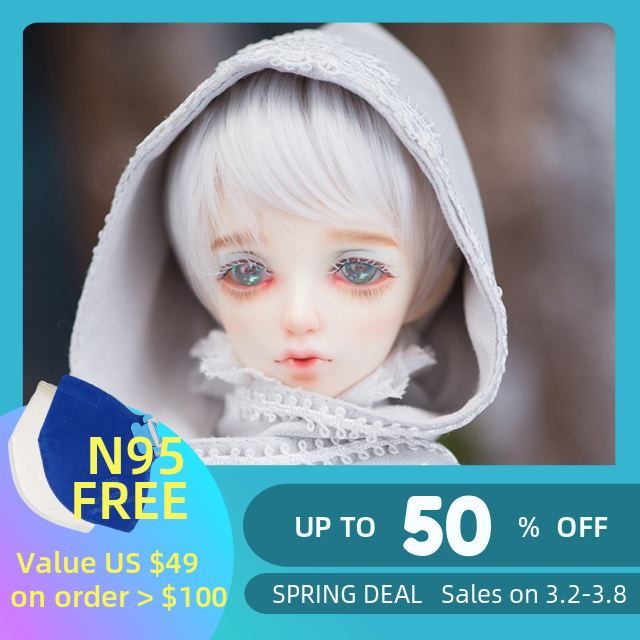 Casual Cape Shirt for BJD 1//4,1//3 SD17,Uncle Doll Clothes CMB14