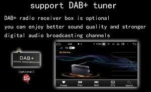 "Image 2 - DSP 10.1"" Android 10.0 4GB RAM 8 Core 64GB Car DVD Player GPS naviga Radio wifi Bluetooth 5.0 For Hyundai IX35 TUCSON 2015 2017"
