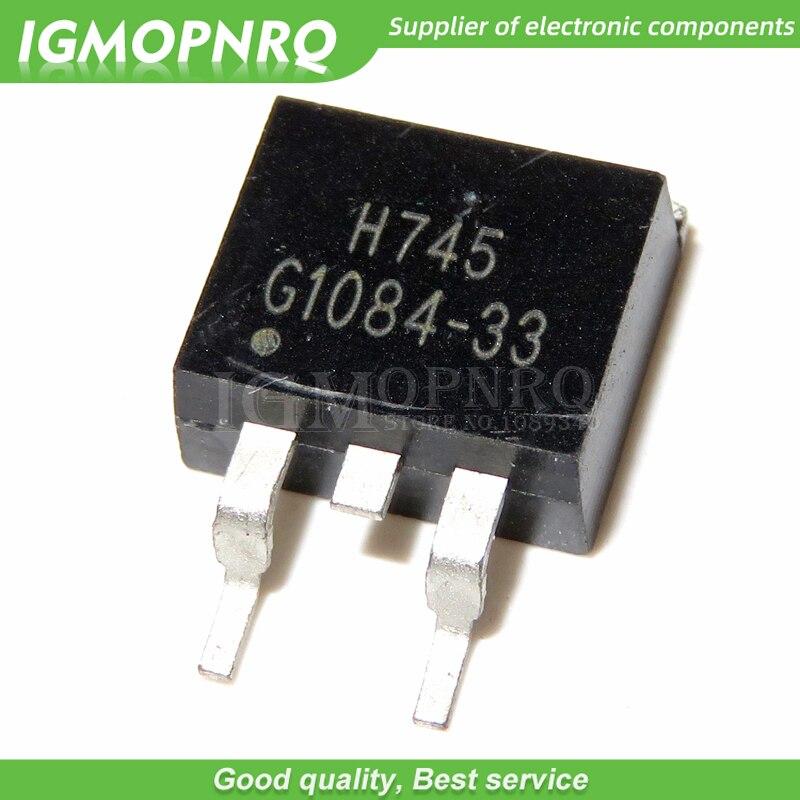 10pcs G1084-33 TO-263