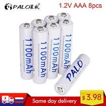 PALO 2-24 szt. Akumulator AAA 1.2 V 1100mAh 3A ni-mh ni mh nimh 1.2 V oryginalne akumulatory o dużej pojemności