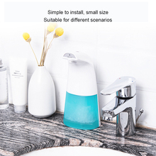 Automatic foam Soap Dispenser Touchless Smart Infrared 250ML Hand Free Soap Dispenser for Pump in Bathroom Kitchen